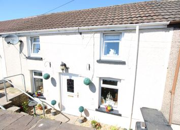 Thumbnail 2 bed terraced house for sale in High Street, Pengam, Blackwood