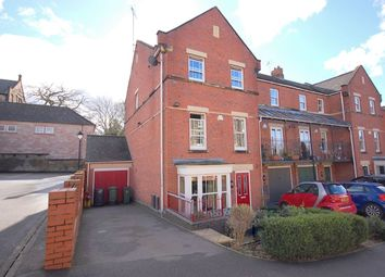 Thumbnail 4 bed property for sale in St. Laurence Gardens, Belper