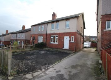 Thumbnail 3 bed semi-detached house for sale in Upper Lane, Netherton, Wakefield, West Yorkshire