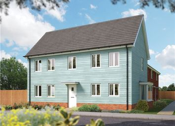 Thumbnail 4 bed end terrace house for sale in The Huntington, Plot 38 Morris Gardens, Fordham Road, Soham