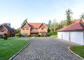 Pine Walk, Midhurst, West Sussex GU29. 5 bed detached house for sale