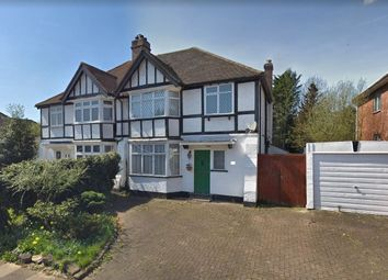 Thumbnail 4 bed semi-detached house to rent in Manor Road, Barnet