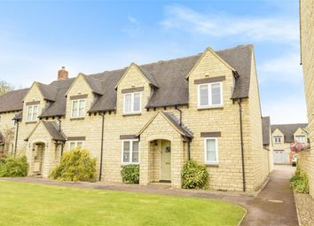 Thumbnail 2 bedroom end terrace house for sale in Hawthorn Drive, Bradwell Village, Burford