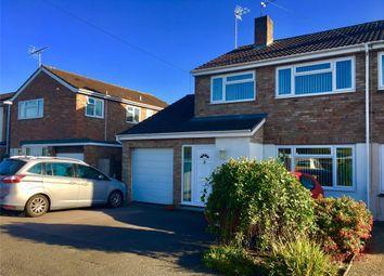 Thumbnail 3 bed semi-detached house for sale in 7 Elmvil Road, Newtown, Tewkesbury, Gloucestershire