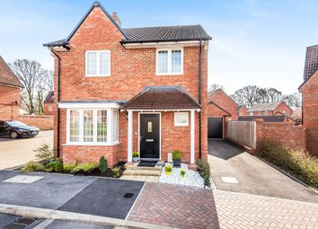Thumbnail 4 bed detached house for sale in Malvern Close, Fair Oak, Eastleigh