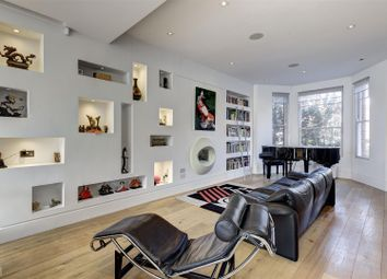 Thumbnail 6 bedroom terraced house for sale in Goldhurst Terrace, South Hampstead, London