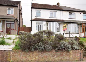 Thumbnail 4 bed semi-detached house for sale in Dartford Road, West Dartford, Kent