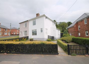 Thumbnail 2 bed semi-detached house to rent in Barnard Avenue, Ludworth, Durham
