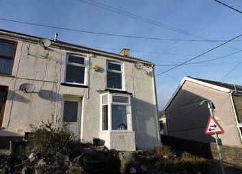 Thumbnail 2 bedroom end terrace house for sale in Gough Road, Ystalyfera, Swansea