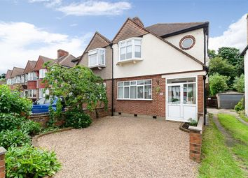 Thumbnail Semi-detached house for sale in Hillcross Avenue, Morden, Surrey
