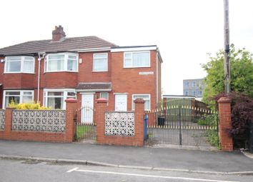 Thumbnail 3 bed semi-detached house for sale in Leinster Road, Swinton, Manchester, Greater Manchester
