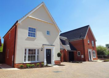 Thumbnail 4 bedroom property for sale in Plot 35, The Oxburgh, Springfield Grange, Acle