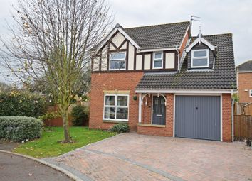 Thumbnail 4 bed detached house for sale in Charles View, Hall Green, Wakefield