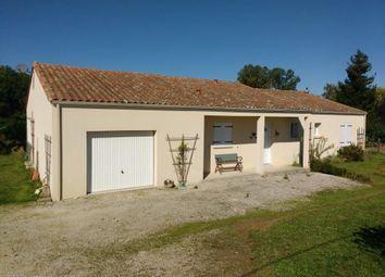 Thumbnail 3 bed property for sale in Saint Gourson, Poitou-Charentes, 16700, France