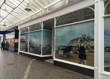 Thumbnail Retail premises to let in Unit 3 The Arcade, High Street, Bognor Regis, West Sussex