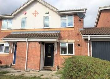 Thumbnail 2 bed terraced house for sale in Philbye Mews, Cippenham, Slough