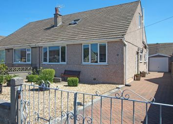 Thumbnail 3 bed semi-detached bungalow for sale in Foxfield Avenue, Morecambe