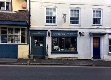 Thumbnail Retail premises for sale in 44A Kingsbury Street, Marlborough, Wiltshire