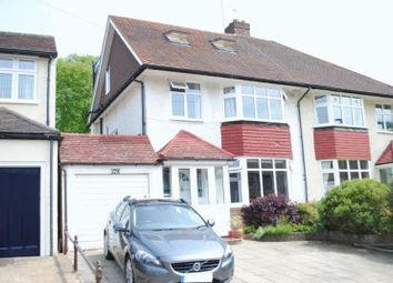 Thumbnail 4 bed semi-detached house for sale in Chaldon Way, Coulsdon