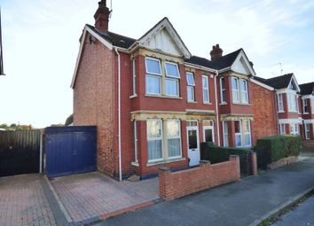 Thumbnail 4 bed semi-detached house for sale in Linden Road, Linden, Gloucester