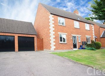 Thumbnail 4 bed property for sale in Wood Stanway Drive, Bishops Cleeve, Cheltenham