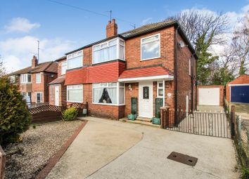 Thumbnail 3 bed semi-detached house for sale in Hollyshaw Crescent, Whitkirk