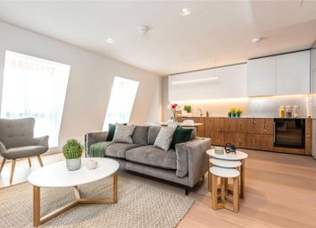 Thumbnail 1 bed flat for sale in Bartholomew Close, Farringdon, Barbican, London
