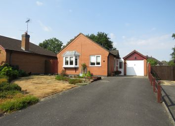 Thumbnail 2 bed detached bungalow for sale in Seaton Close, Yaxley, Peterborough