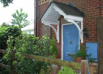 Thumbnail 1 bed end terrace house to rent in Ashley Way, Balsall Common, Coventry