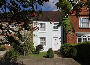 Thumbnail 3 bed terraced house to rent in Poplar Way, Midhurst