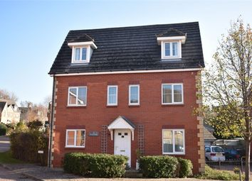 Thumbnail 6 bed detached house to rent in Buckle Wood, Bayfield, Chepstow, Monmouthshire