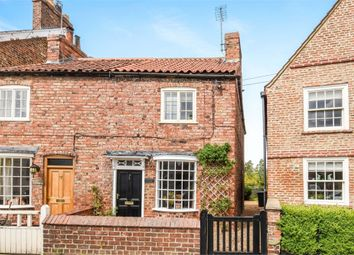 Thumbnail 2 bed semi-detached house for sale in Alne Road, Tollerton, York