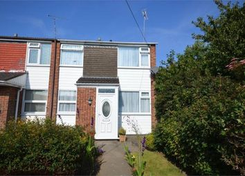 Thumbnail 3 bed end terrace house for sale in Hendre Close, Coventry