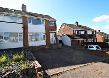 Thumbnail 3 bed semi-detached house for sale in St. Budeaux Close, Ottery St. Mary