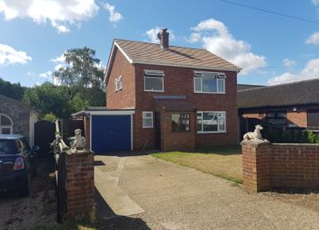 Thumbnail 3 bed detached house to rent in Reedham, Norwich
