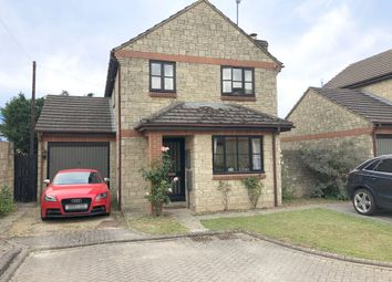 Thumbnail 3 bed detached house for sale in Corndell Gardens, Witney, Oxfordshire