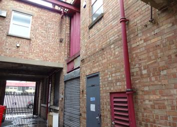 Thumbnail Industrial to let in Dryden Street, Leicester