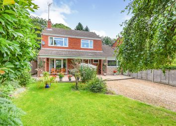 Thumbnail 4 bed detached house for sale in Beechwood Avenue, Aylmerton, Norwich