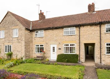 Thumbnail 4 bed terraced house for sale in East View, Coxwold, York