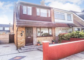 Thumbnail 3 bed semi-detached house for sale in Balmoral Avenue, St. Helens