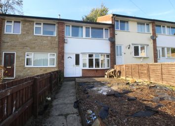 Thumbnail 3 bed terraced house for sale in Healy Drive, Ossett, West Yorkshire
