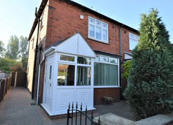 Thumbnail 3 bed semi-detached house for sale in Oakwood Avenue, Audenshaw, Manchester