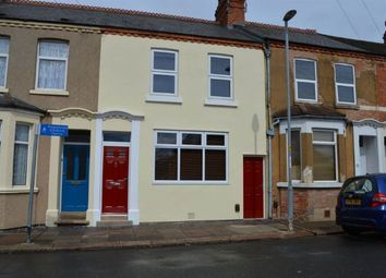 Thumbnail 3 bedroom terraced house to rent in St Davids Road, Kingsthorpe, Northampton