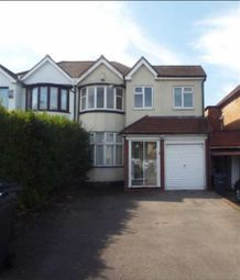 Thumbnail 4 bed semi-detached house to rent in Mardon Road, Sheldon, Birmingham