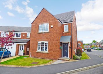 Thumbnail 4 bed detached house for sale in Storey Road, Disley, Stockport