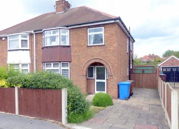 Thumbnail 3 bed semi-detached house to rent in Leabrooks Avenue, Mansfield Woodhouse, Mansfield