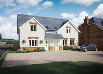 Thumbnail 3 bed semi-detached house for sale in Beggarsbush Hill, Benson, Wallingford