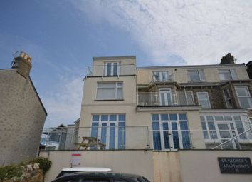 Thumbnail 1 bed flat for sale in Mount Wise, Newquay