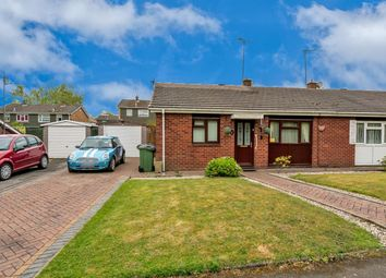 Thumbnail 2 bed semi-detached bungalow for sale in Valley Road, Hazel Slade, Cannock