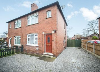 Thumbnail 2 bed semi-detached house for sale in Flanshaw Crescent, Wakefield
